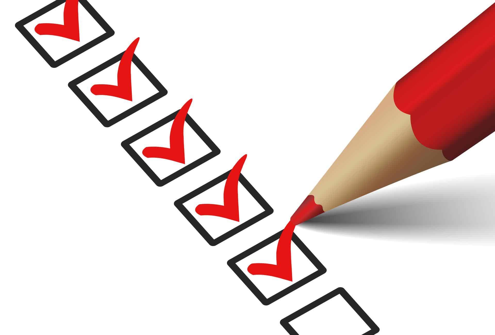 Laid Off Checklist Image