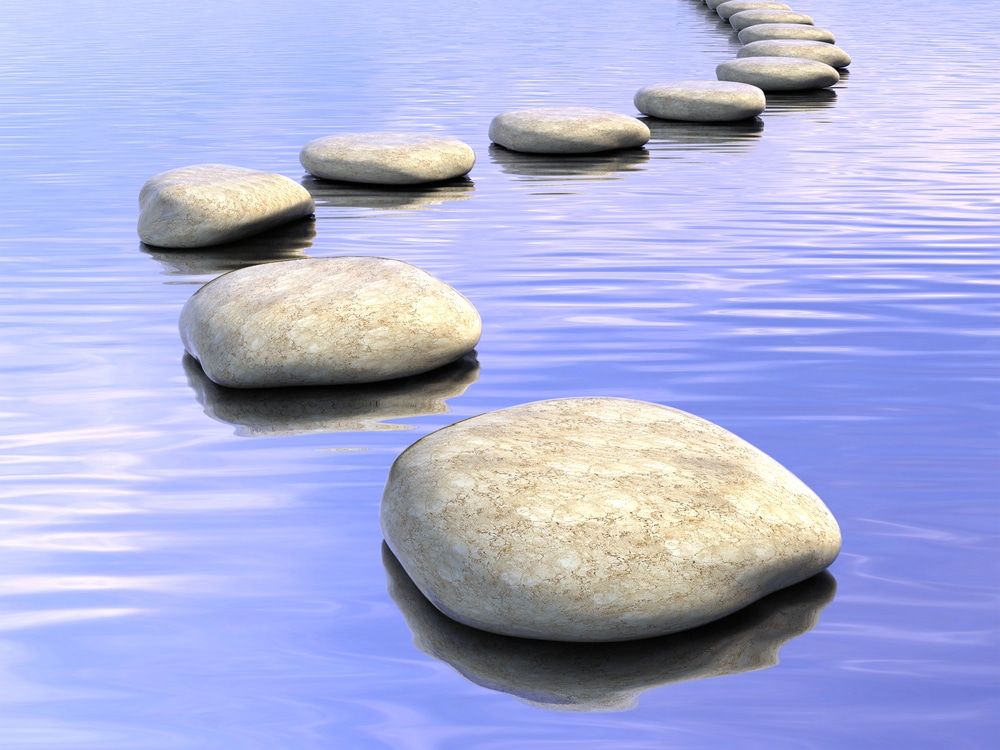 job not temporary, just a stepping stone