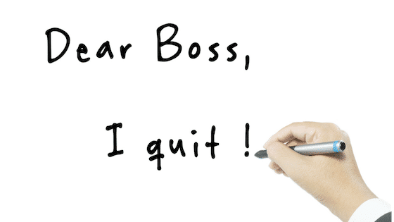How NOT to Quit Your Job